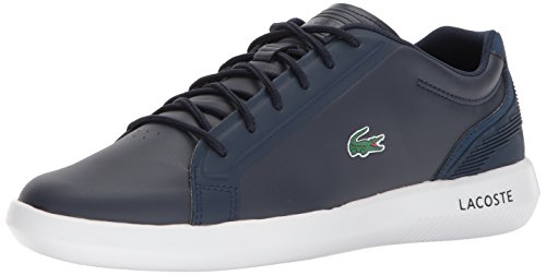 Lacoste Heren Avantor Sneakers Nvy / White Synthetic