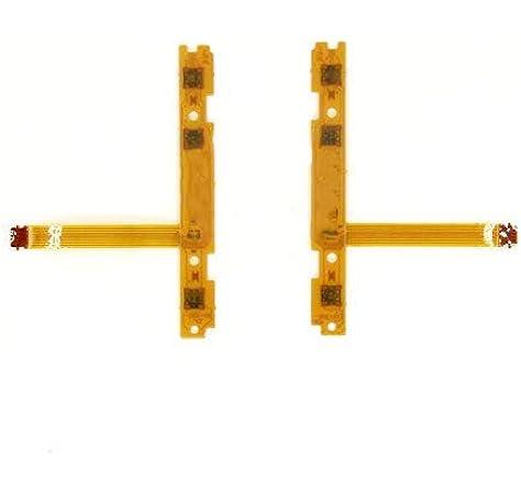 SR SL - Cable flexible para llave de botón derecho izquierdo para Nintendo Switch NS Joy CON pieza de reparación Cable flex SR + SL: Amazon.es: Electrónica