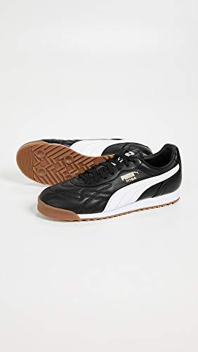 Roma Men's Puma Sneaker PUMA puma White Black Anniversario wz5q5da