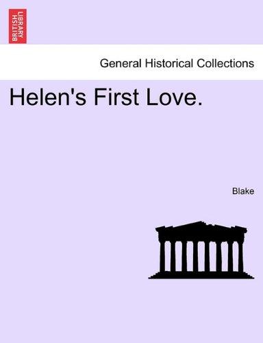 Helen's First Love. ebook