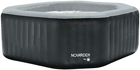 Novarden Nsi50 Spa Gonflable By Netspa 5 6 Places Piscines