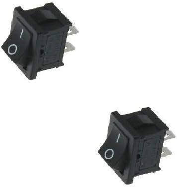 Remco 2X Wippschalter Schalter EIN//aus