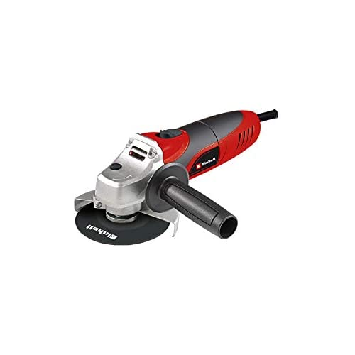 chollos oferta descuentos barato Einhell 4430619 TC AG 125 Amoladora Angular Diámetro de 125 mm sin Disco de Corte 850 W 230 V color Rojo Negro