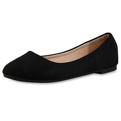 napoli-fashion - Bailarinas Mujer negro