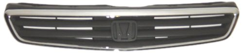 OE Replacement Honda Civic Grille Assembly (Partslink Number HO1200143)