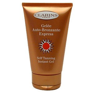 (Clarins Self Tanning Instant Gel (Non Oily), 4.5 Ounce)