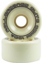 Skate Out Loud Roller Bones Elite Quad Skate Wheel   Wheel Hardness: 101   Wheel Color: Whiskey   Wheel Size: 57mm