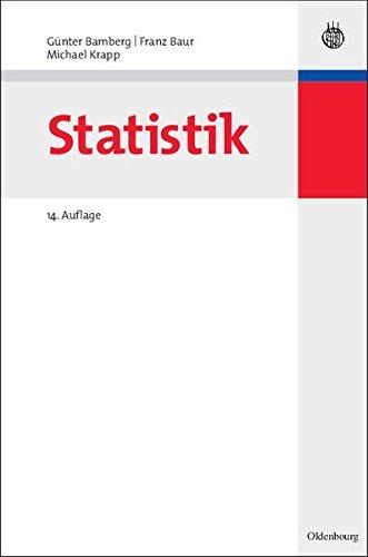 Statistik (Oldenbourgs Lehr- und Handbücher der Wirtschafts- und Sozialwissenschaften)