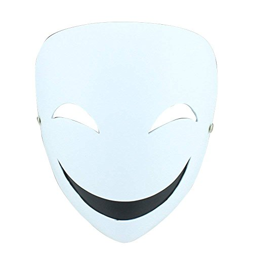PinnacleT1 Halloween Mask - Black Bullet Mask KagetaneFilm
