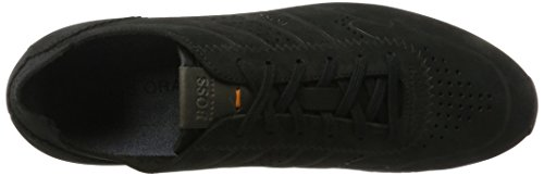 Capo Casual Herren Adrenal_runn_nuun 10198919 01 Sneaker Schwarz (nero)