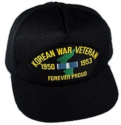 - Korean War Veteran Ballcap