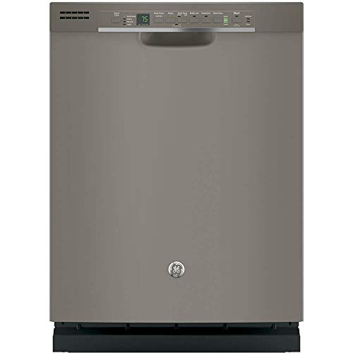 GE GDF620HMJES 52 dB Slate Built-in Dishwasher