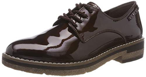 23304 Mujer de Tamaris Oxford Marr para Zapatos 21 Cordones 1a4qzzvwA