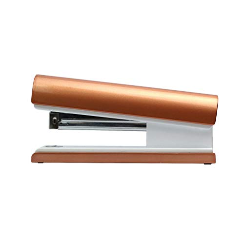 Toyvian Heavy Duty Stapler Desktop Manual Stapler Commercial Desk Stapler Office Supplies