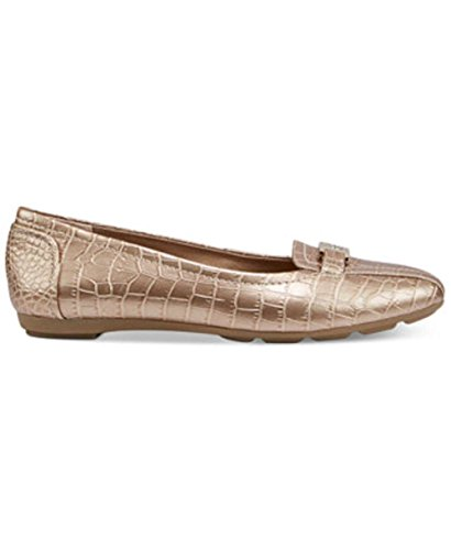 Giani Bernini Chaussures Bateau pour Femme/US Frauen Oro Croc scrXZu7Wkr