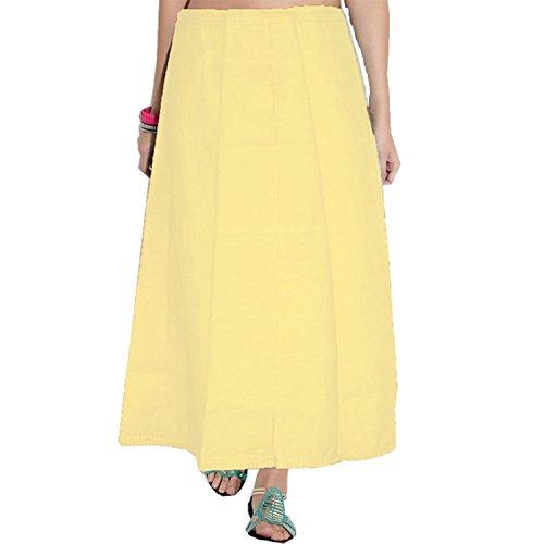 Odisha Bazar - Falda - para mujer amarillo