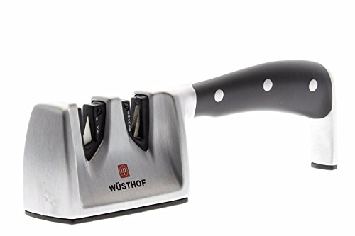 Wusthof Classic Ikon Precision Edge 2-Stage Knife / Blade Sharpener.