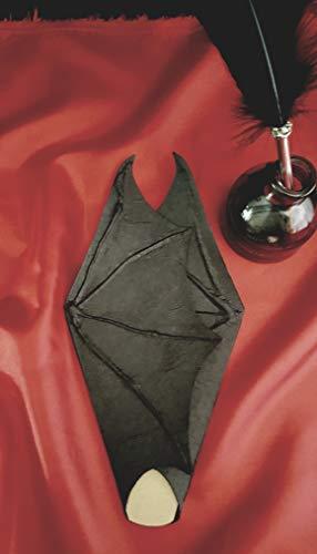 Bat Goth Card by Moonie Garcia