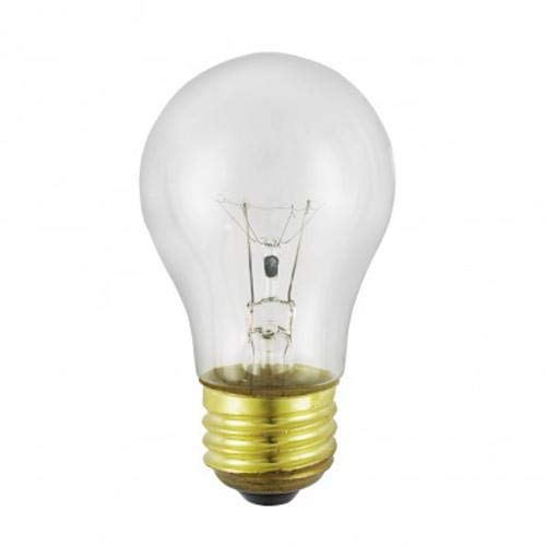 Norman Lamps PFA-40A15CL230Vx6 Light Bulb, Voltage: 230V WATTAGE: 40W, Degrees_Fahrenheit, to Volts, Amps, (Pack of 6) ()