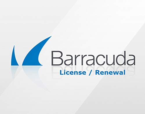 Barracuda Networks - BNGF280A-W3 - Barracuda NG Web Security for Barracuda NG Firewall F280 - Subscription license ( 3 years ) by Barracuda Networks
