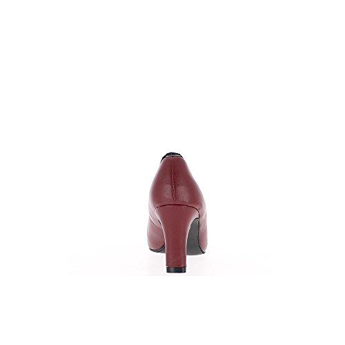 Talón de mujer los zapatos 7, 5cm con bridas