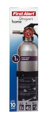 First Alert Household Fire Extinguisher Kitchen 2.5 Lb. U.S. Coast Guard Approved by First Alert/Brk Brands Inc