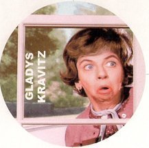 Amazon Com Gladys Kravitz Nosy Neighbor Magnet Toys Amp Games