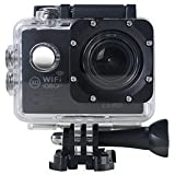 GordVE-Powerlead Afun PAC004 Waterproof Action Camera with Free Mounting Accessories Kit 1080P 14MP Camera