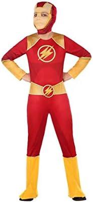 Atosa-56943 Disfraz Héroe Comic, Color Rojo, 10 a 12 años (56943 ...