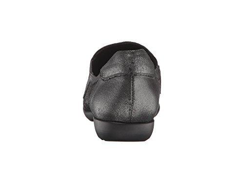 Sesto Meucci Women's Gift Black Aryn/Black Natan Sneaker 7.5 M (B)