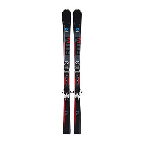 Volkl 2019 RTM 76 Elite 168cm Skis w/Vmotion 11 GW Bindings