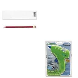 KITFPRKD160FSAN20045 - Value Kit - Fpc Corporation Surebonder Ultra Low Temp Glue Gun (FPRKD160F) and Prismacolor Col-Erase Pencil w/Eraser (SAN20045)
