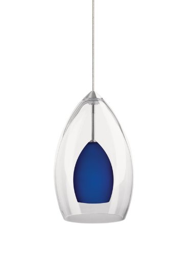 Tech Lighting Cobalt Blue Pendant