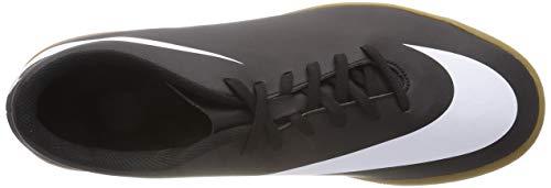 White 001 de NIKE Black Black Chaussures Bravata Noir II Futsal IC Homme wCaPzI1Cqx