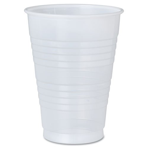 Solo Galaxy Cold Drink Cups 12oz Translucent 500ct