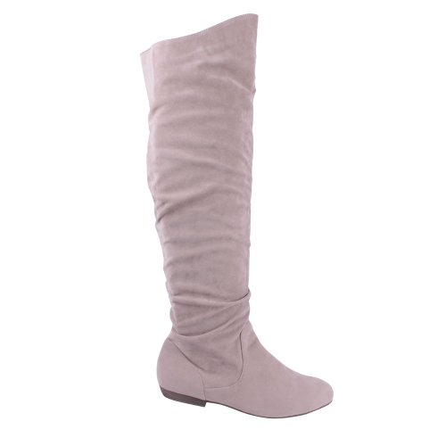 8 Over Flat Knee Women's Size Color Quintus Bottom 1 The Nude Boots DBDK x7fwaOCqO