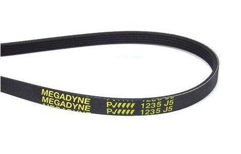 Megadyne - Correa de lavadora 1235 J5: Amazon.es: Hogar