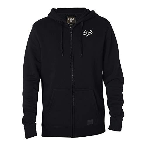 Fox Racing Men's Fox Pro Circuit Hoody Zip Sweatshirts,2X-Large,Black