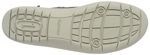 Ganter Gill, Weite G - Zapatillas Mujer Marrón