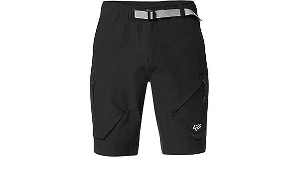 3//4 Pants FOX Mens Alpha Cargo Shorts Shorts