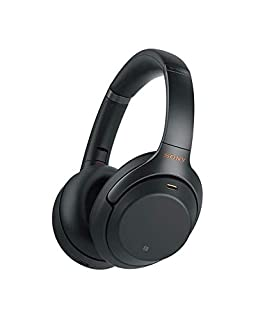 Sony Noise Cancelling Headphones WH1000XM3: Wireless Bluetooth Over the Ear Headphones with Mic and Alexa voice control - Industry Leading Active Noise Cancellation - Black (B07G4MNFS1) | Amazon price tracker / tracking, Amazon price history charts, Amazon price watches, Amazon price drop alerts