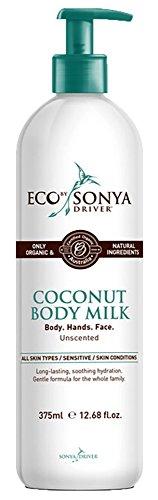 Tan Extending Body (E-Cotan ECO Tan - Organic Coconut Body Milk (Tan Extending))