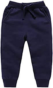 Baby Boys Girls Pants Kid Toddler Cotton Hiphop Harem Pants Infant Sport Jogger