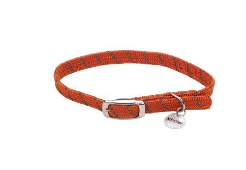 Elasta Cat Reflective Safety Stretch Collar