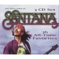 The Many Sides of Santana 36 All-Time Favorites