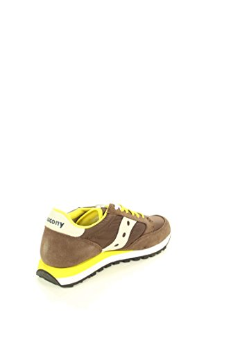 Chaussures Yellow Saucony de Brown Cross Original Jazz Femme UaqaOZE