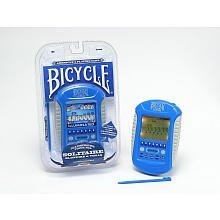 (Bicycle Illuminated Touch Pad 2 in 1 Solitaire)