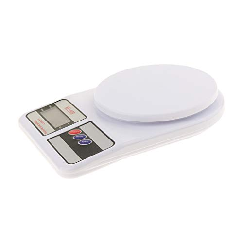 (B Blesiya Digital Scale for Small Animal Bird, Parrot, Hamster, Bunny, Hedgehog (1kg))