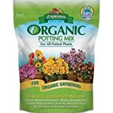 Espoma AP2 Organic Potting Mix, 2 Cubic Feet Review and Comparison