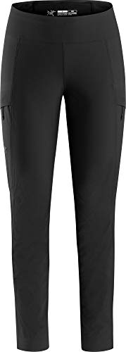 (Arc'teryx Sabria Pant Women's (Black, 8)